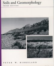 Cover for   Soils and Geomorphology