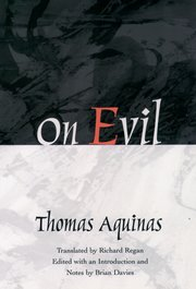 Cover for   On Evil