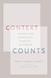 Cover for   Context Counts