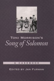 Cover for   Toni Morrisons Song of Solomon