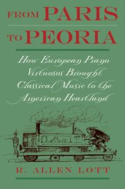 Cover for   From Paris to Peoria