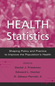 Cover for   Health Statistics