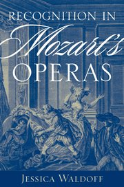 Cover for   Recognition in Mozarts Operas