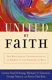 Cover for   United by Faith