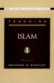 Cover for   Teaching Islam