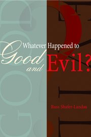 Cover for   Whatever Happened to Good and Evil?