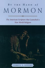 Cover for   By the Hand of Mormon