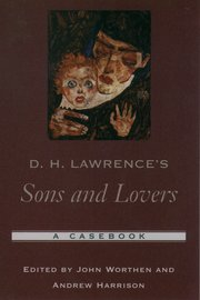 Cover for   D. H. Lawrences Sons and Lovers