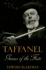 Cover for   Taffanel: Genius of the Flute