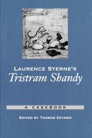 Cover for   Laurence Sternes Tristram Shandy