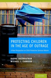 Cover for   Protecting Children in the Age of Outrage