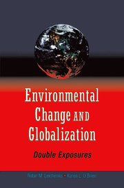 Cover for   Environmental Change and Globalization: Double Exposures