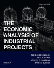 Cover for   Economic Analysis of Industrial Projects