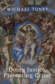 Cover for   Doing Justice, Preventing Crime