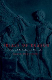 Cover for   Trials of Reason