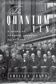 Cover for   The Quantum Ten