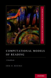 Cover for   Computational Models of Reading