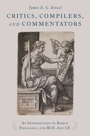 Cover for   Critics, Compilers, and Commentators
