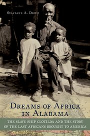 Cover for   Dreams of Africa in Alabama