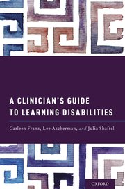Cover for   A Clinicians Guide to Learning Disabilities