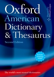 Oxford American Dictionary & Thesaurus, 2e