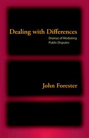 Cover for   Dealing with Differences