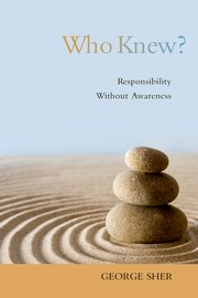 Cover for   Who Knew?