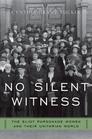 Cover for   No Silent Witness