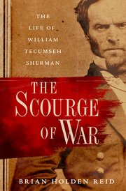 Cover for   The Scourge of War
