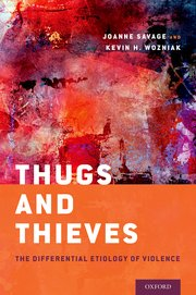 Cover for   Thugs and Thieves