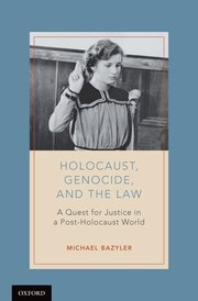 Cover for   Holocaust, Genocide, and the Law