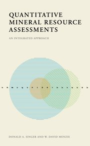 Cover for   Quantitative Mineral Resource Assessments