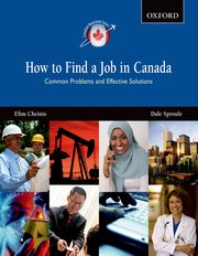 Cover for   How to Find a Job in Canada