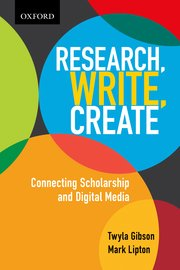Cover for   Research, Write, Create
