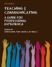 Cover for   Teaching and Community