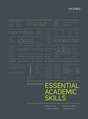 Cover for   Essential Academic Skills 2e