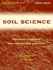 Cover for   Soil Science
