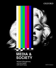 Cover for   Media and Society