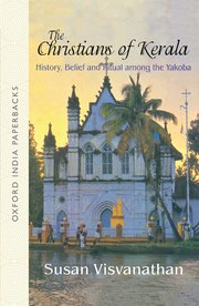 Cover for   The Christians of Kerala