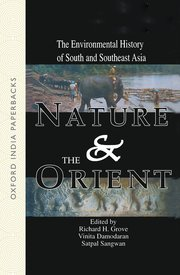 Cover for   Nature and the Orient