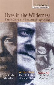 Cover for   Lives in the Wilderness