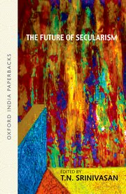 Cover for   The Future of Secularism