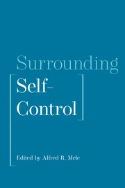 Cover for   Surrounding Self-Control