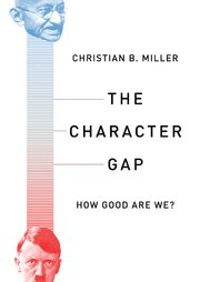 Cover for   The Character Gap