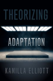 Cover for   Theorizing Adaptation