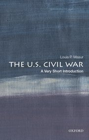Cover for   The U.S. Civil War: A Very Short Introduction