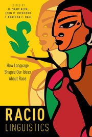 Cover for   Raciolinguistics