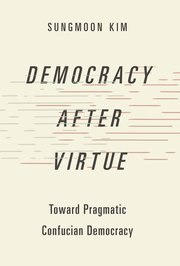 Cover for   Democracy after Virtue