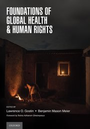 Cover for   Foundations of Global Health & Human Rights
