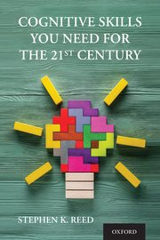 Cover for   Cognitive Skills You Need for the 21st Century